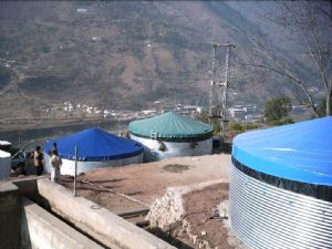 Medium Scale Batch Water Treatment Module